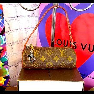 Louis Vuitton Mini Papillon Pouch bag